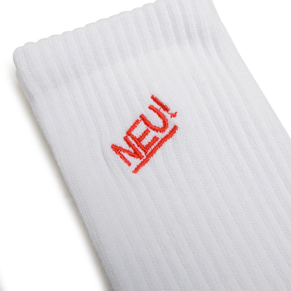 NEU! Socks | White
