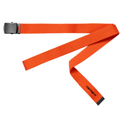 Orbit Belt | Brick Orange
