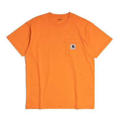 Carhartt WIPOutdoor C Label S/S Tee | Clockwork - CROSSOVER