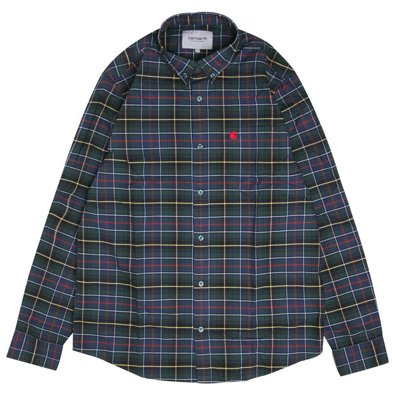 Patton Shirt | Cedar