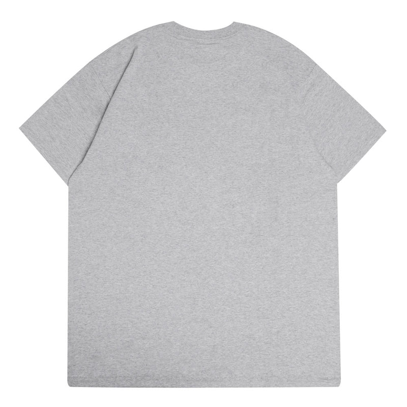 Carhartt WIP Pocket Loose Tee | Grey Heather - CROSSOVER