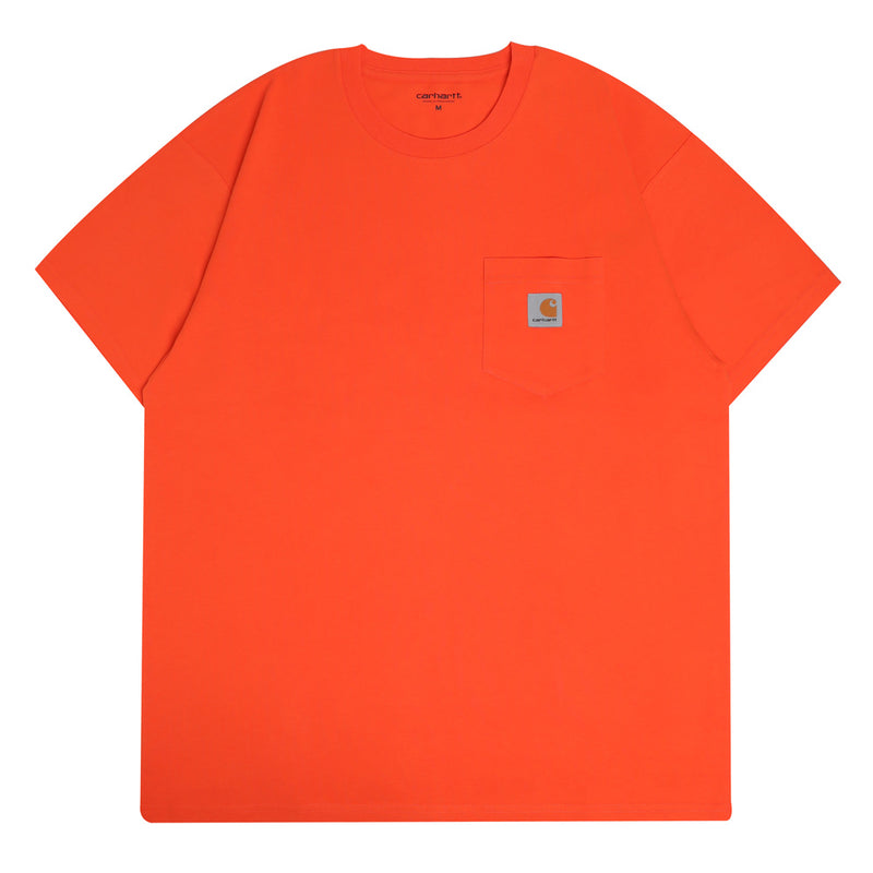 Pocket Loose Tee | Pepper