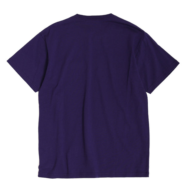 Carhartt WIPPocket Loose Tee | Royal Violet - CROSSOVER