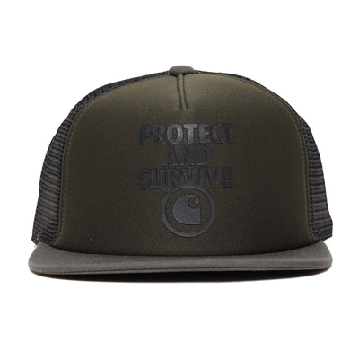 Protect & Survive Trucker Cap | Cypress