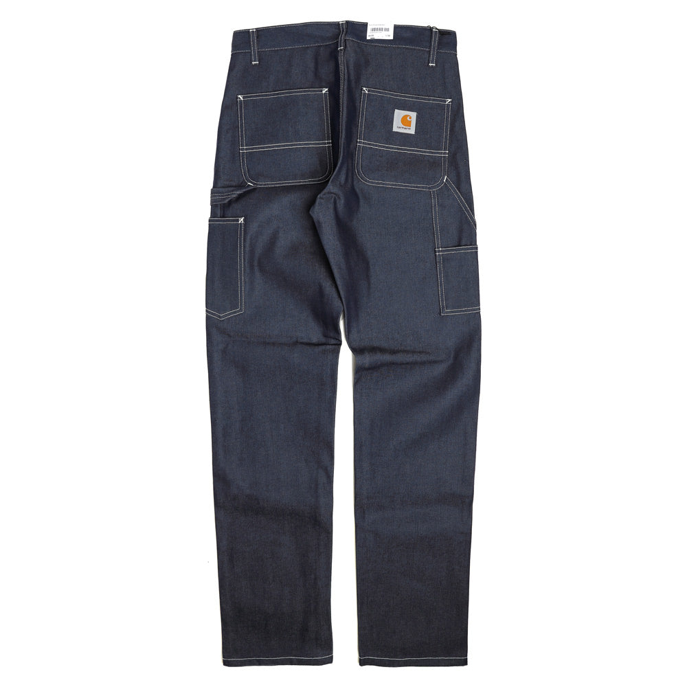 Carhartt WIP Ruck Single Knee Pant | Blue Rigid - CROSSOVER