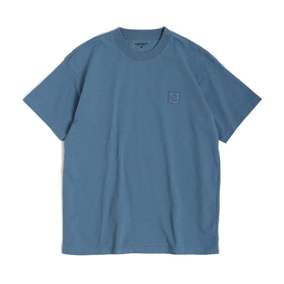Carhartt WIP Sedona Tee | Cold Blue - CROSSOVER