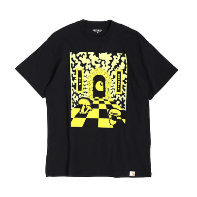 Carhartt WIPShroom Tee | Black - CROSSOVER