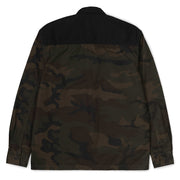 Sierra LS Shirt | Camo Evergreen