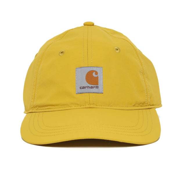 Carhartt WIP Square Label 6-Panel Cap | Colza - CROSSOVER