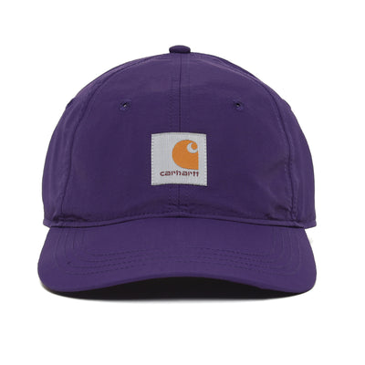 Carhartt WIP Square Label 6-Panel Cap | Royal Violet - CROSSOVER