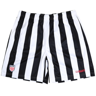 Carhartt WIP Striker Short | White Black - CROSSOVER
