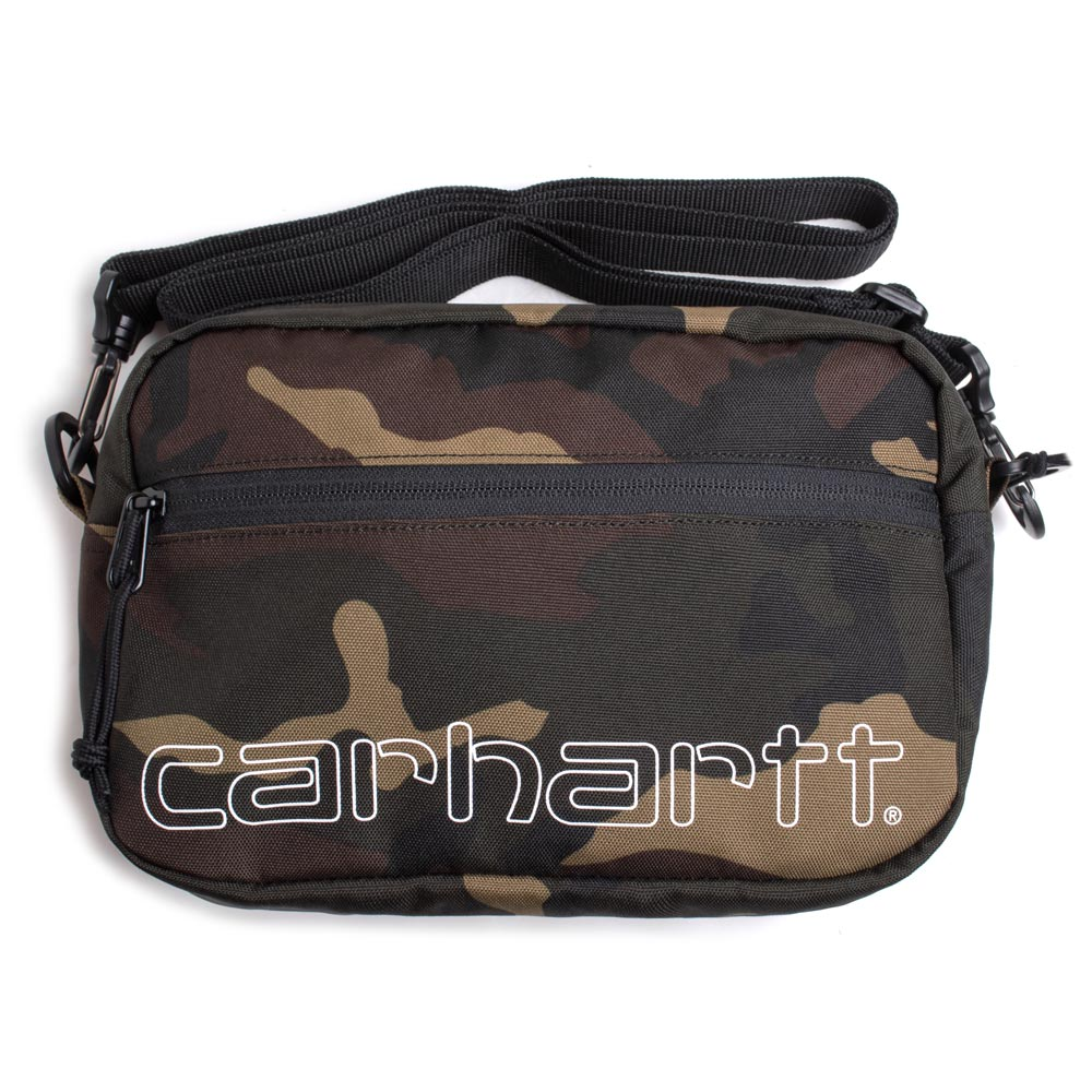 Carhartt WIP Team Script Bag | Camo Laurel - CROSSOVER ONLINE