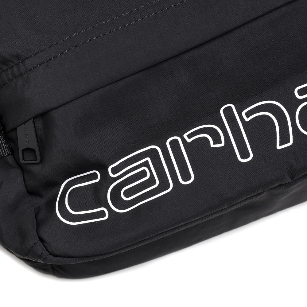 Carhartt WIP Terrace Hip Bag | Black - CROSSOVER