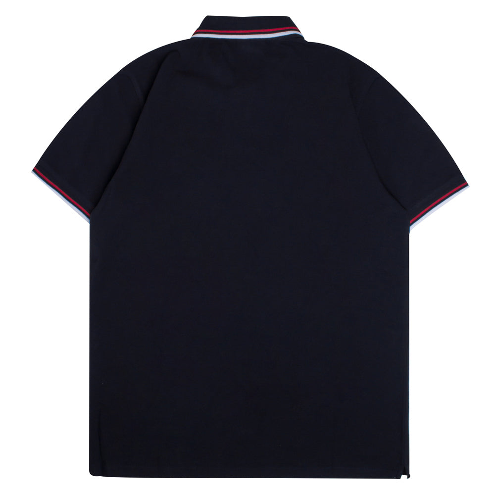 Venice Polo | Dark Navy