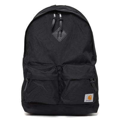 Carhartt WIP Walter Backpack | Black - CROSSOVER