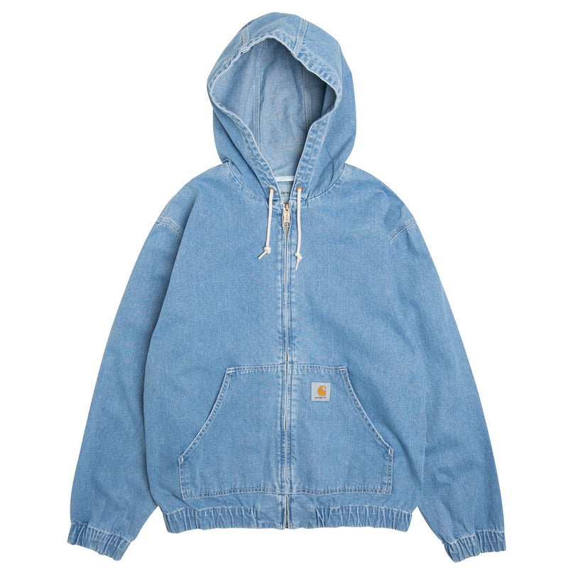 Carhartt WIP Active Jacket | Blue - CROSSOVER ONLINE