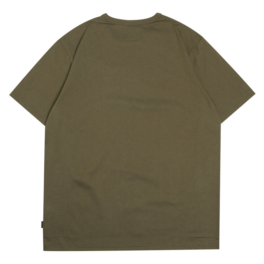 CA Training Tee | Rover Green