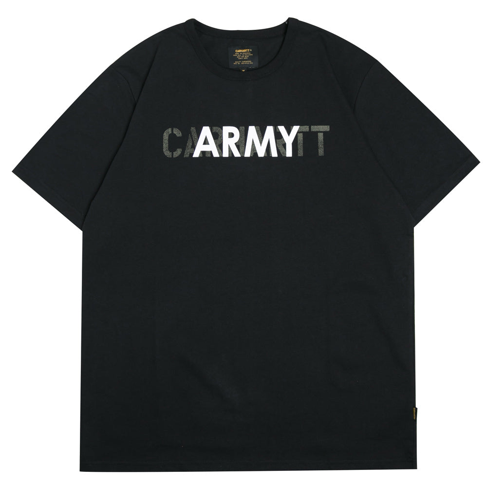CA Training Tee | Black