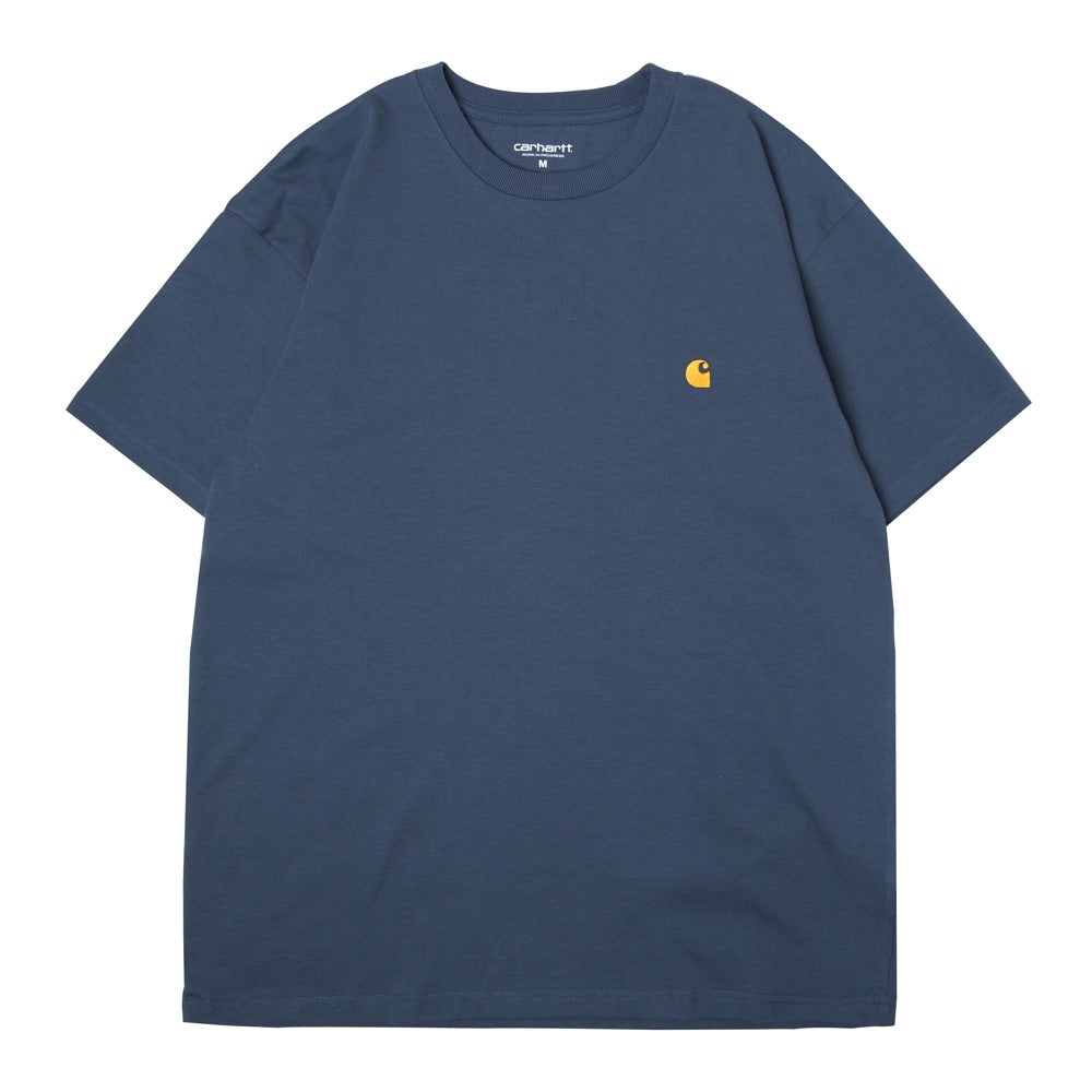 S/S Chase Tee | Blue