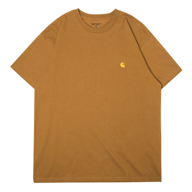 S/S Chase Tee | Brown
