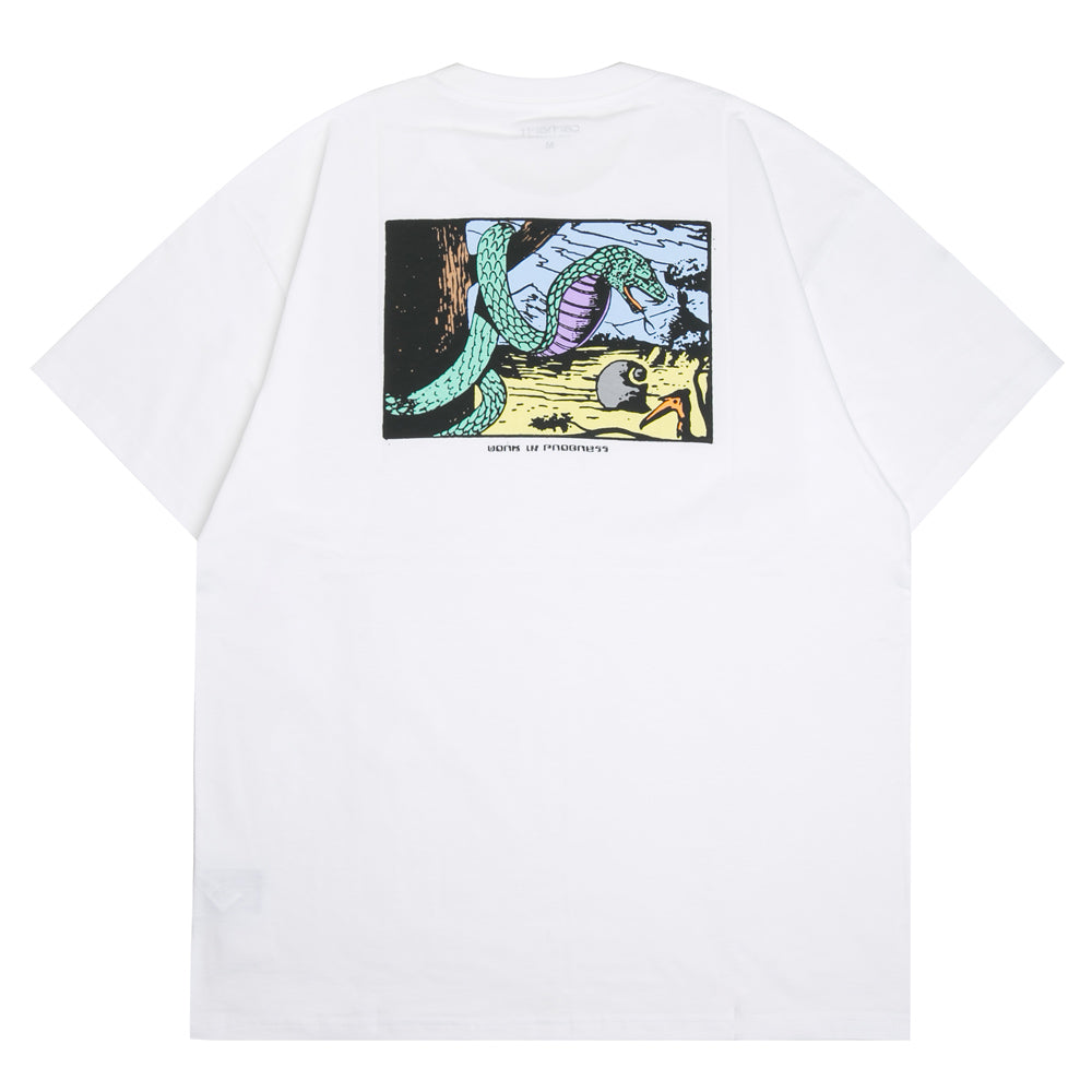 King Cobra Tee | White
