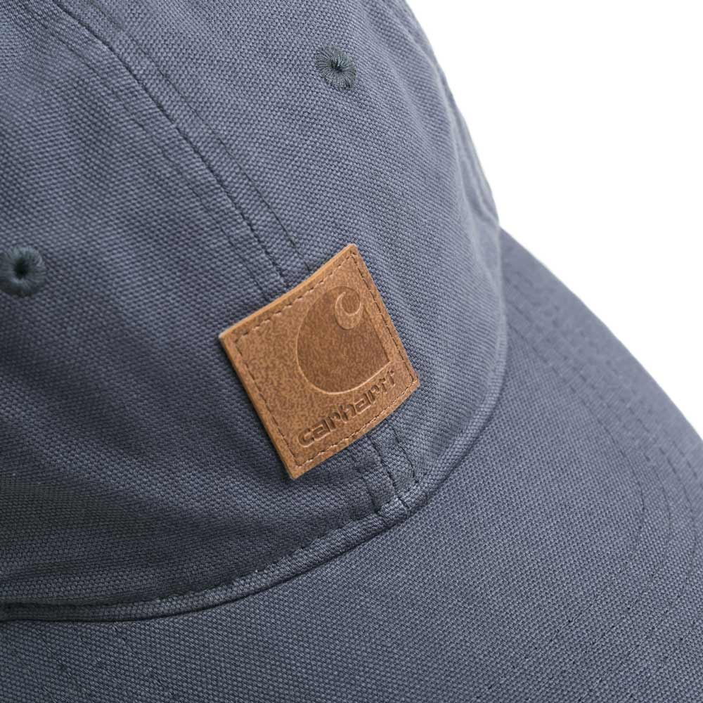 Logo 6 Panel Cap | Stone Blue