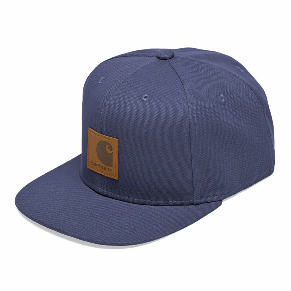 Carhartt WIP Logo Cap | Stone Blue - CROSSOVER ONLINE