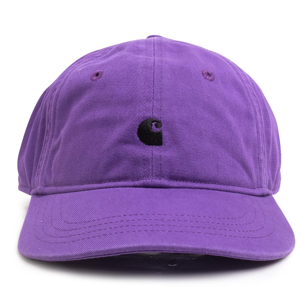 Madison Logo Cap | Frosted Viola