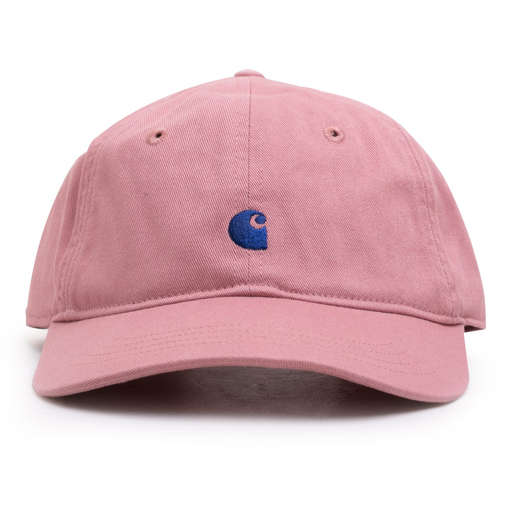 Carhartt WIP Madison Logo Cap | Soft Rose - CROSSOVER ONLINE