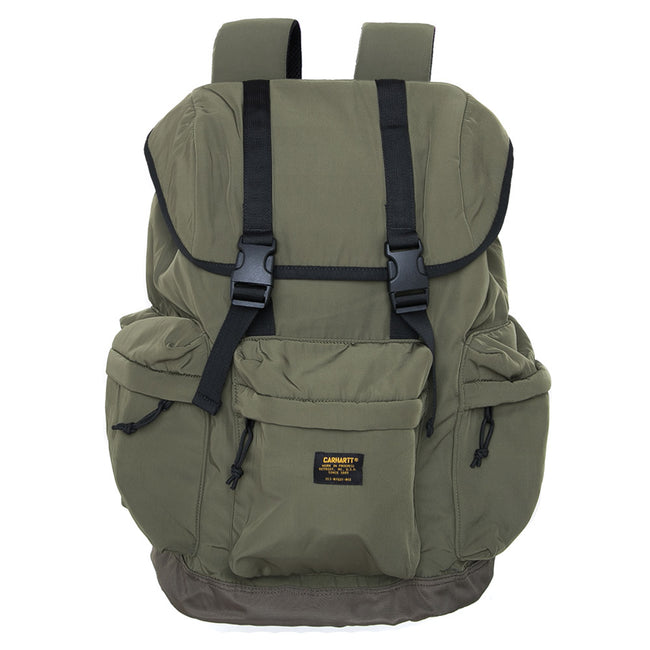 Military Nylon Backpack | Rover Green