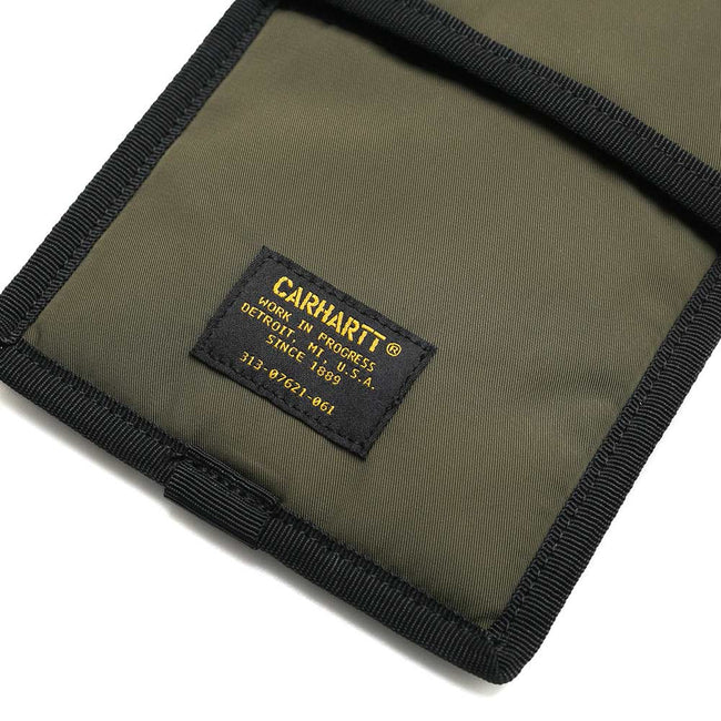Military Neck Pouch | Rover Green