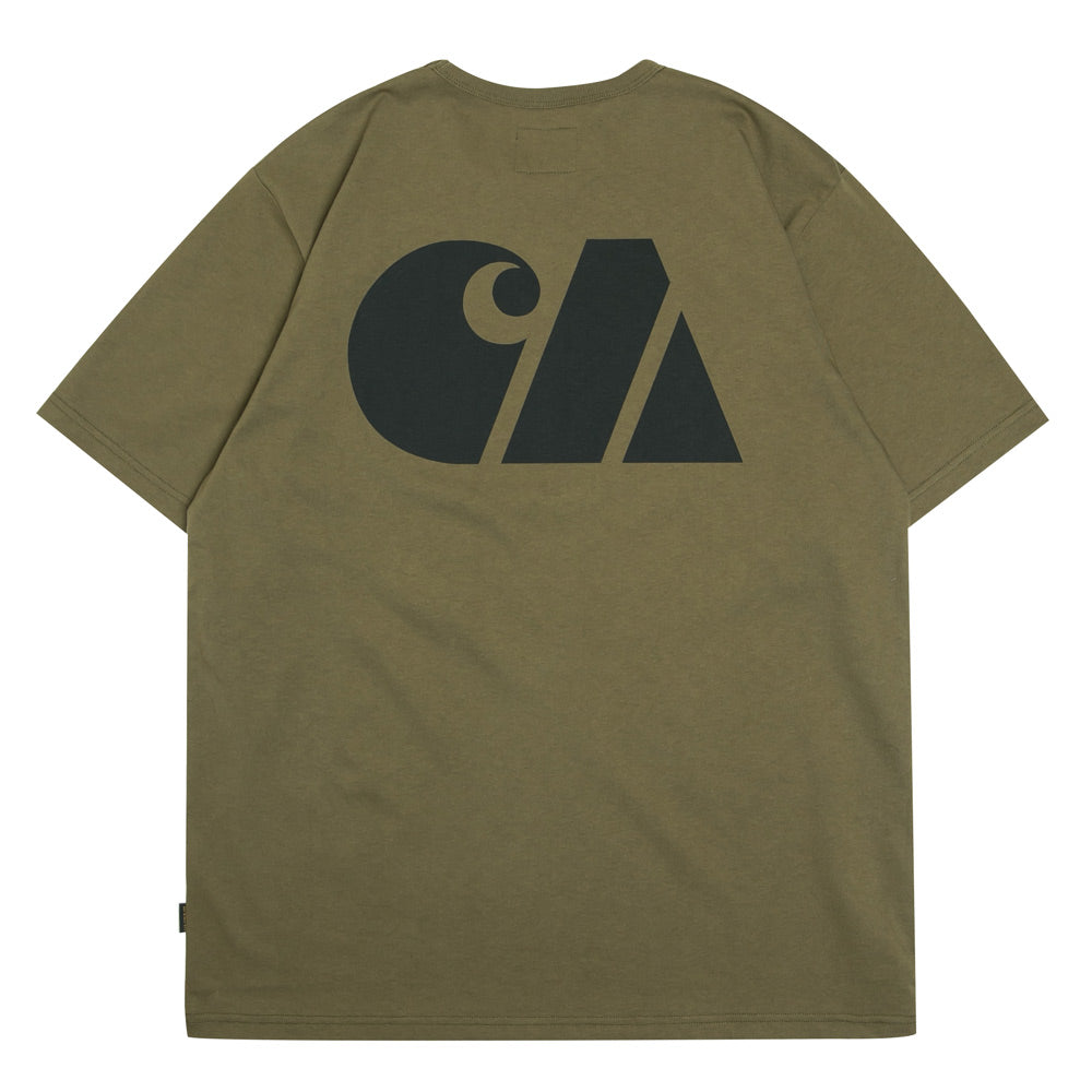 Military Training Tee | Army Green