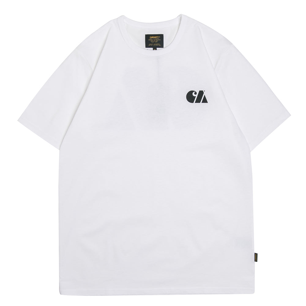 Military Training Tee | White