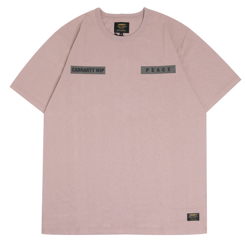 Carhartt WIP Peace Tee | Ginger Snap - CROSSOVER ONLINE
