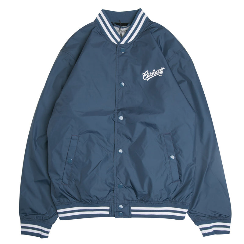 Carhartt WIP Power Jacket | Stone Blue - CROSSOVER ONLINE