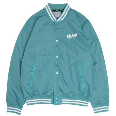 Carhartt WIP Power Jacket | Soft Teal - CROSSOVER