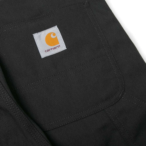 Carhartt WIP Ruck Single Knee Pant | Black - CROSSOVER