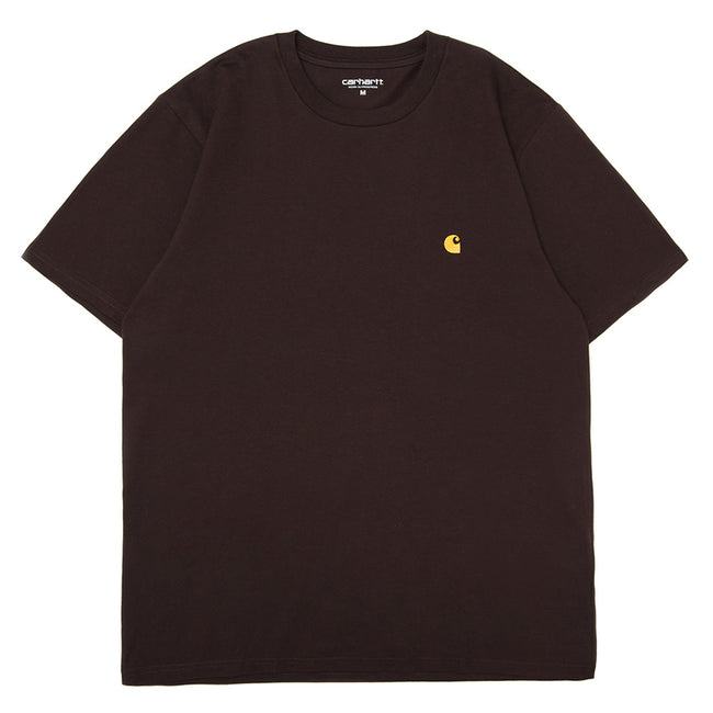 S/S Chase Tee | Tabacco