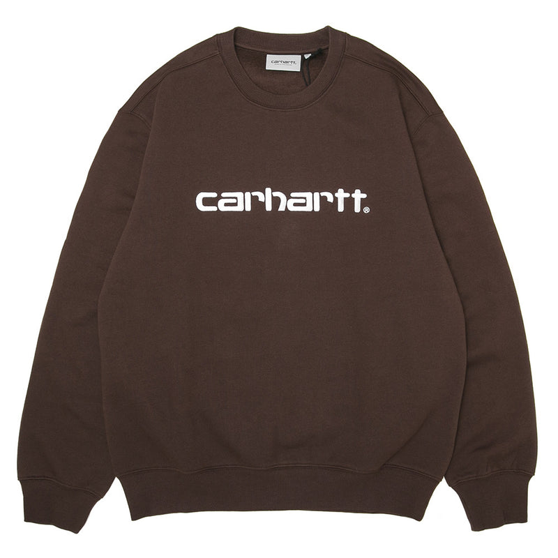 Hooded Carhartt Sweatshirt | Black