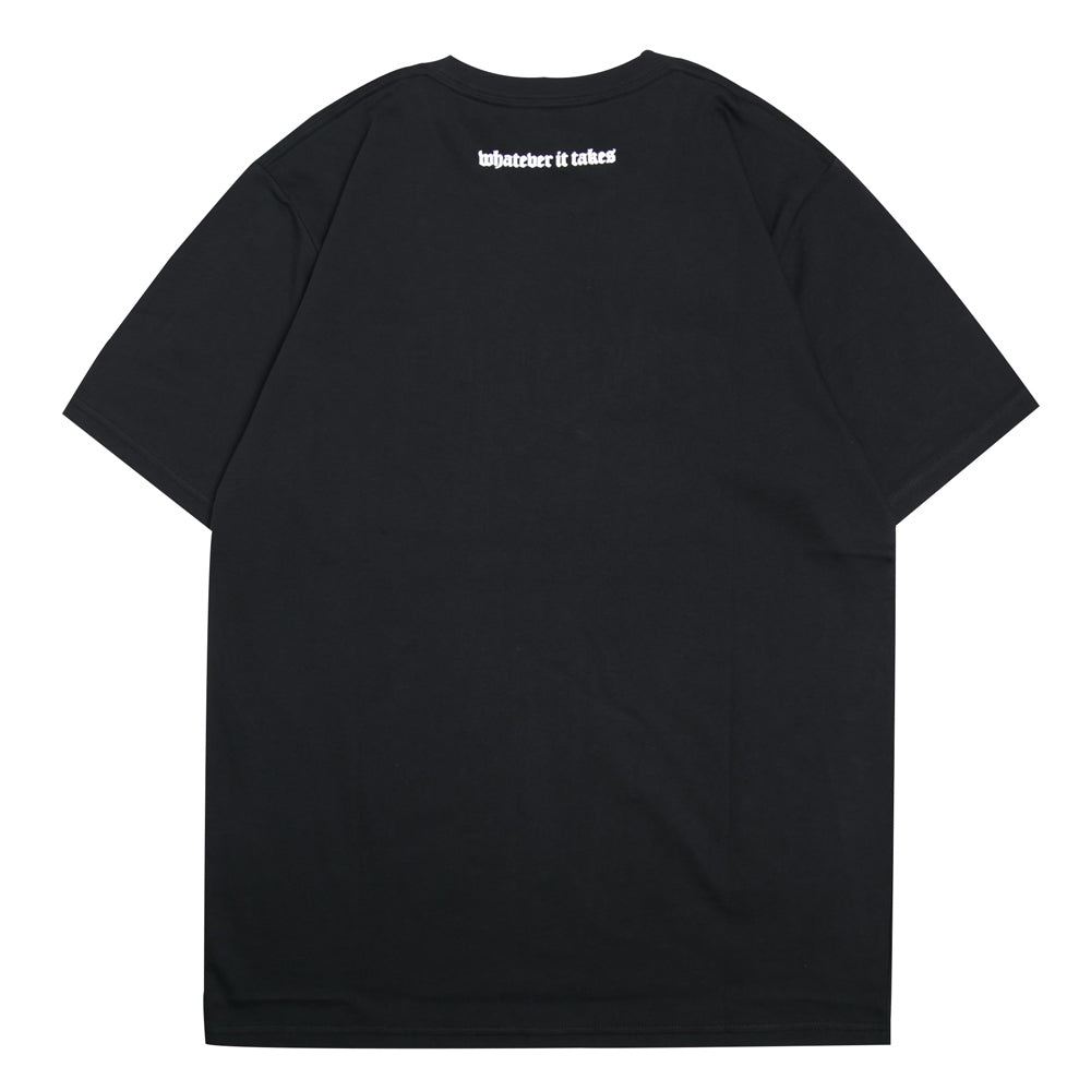 Carhartt WIP Whatever It Takes Tee | Black - CROSSOVER ONLINE