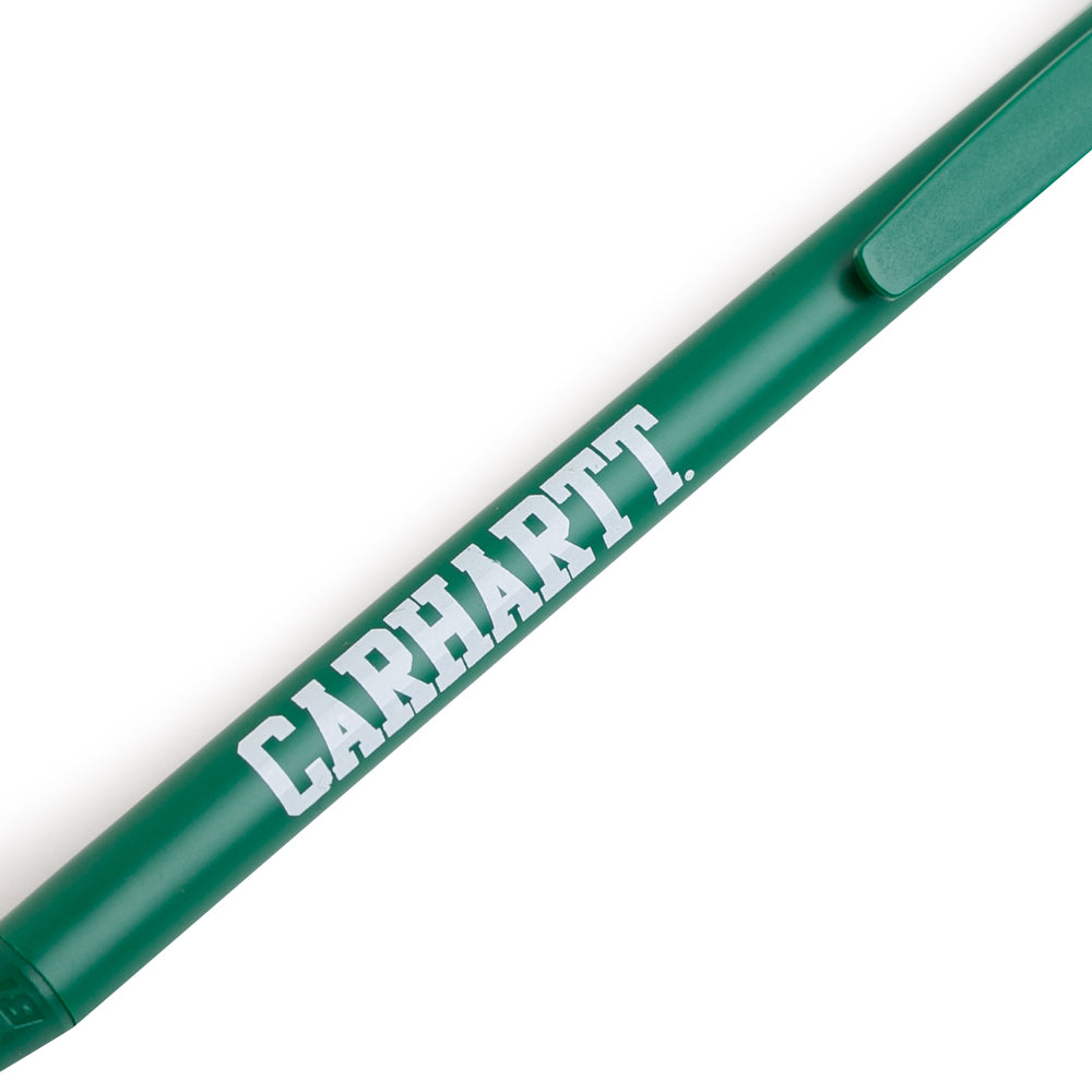 Carhartt WIP BIC Clic Stic Pen | Green - CROSSOVER ONLINE