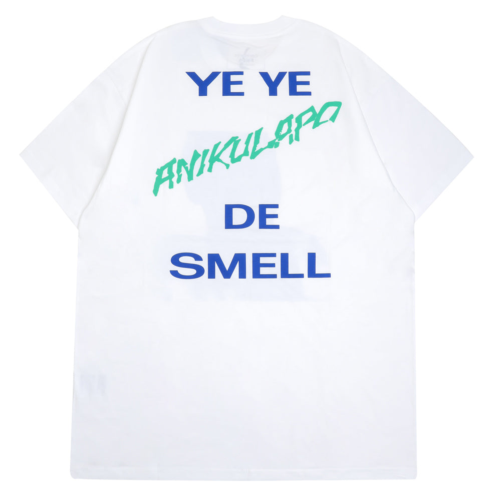 Carhartt WIP Yeye De Smell Tee | White - CROSSOVER
