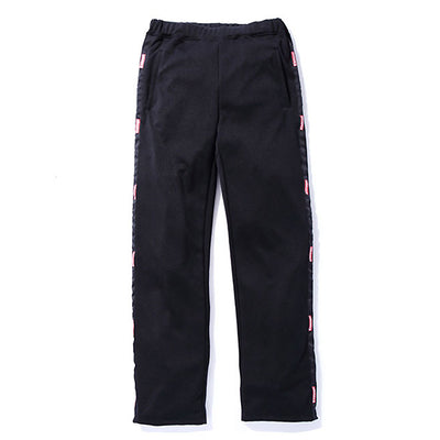 Challenger Warm Up Pant | Black - CROSSOVER