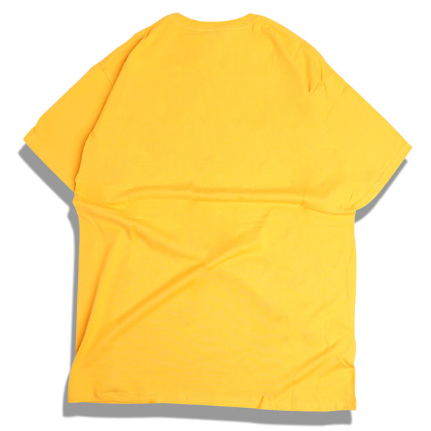 Champion Classic Script Logo Tee | Team Gold - CROSSOVER