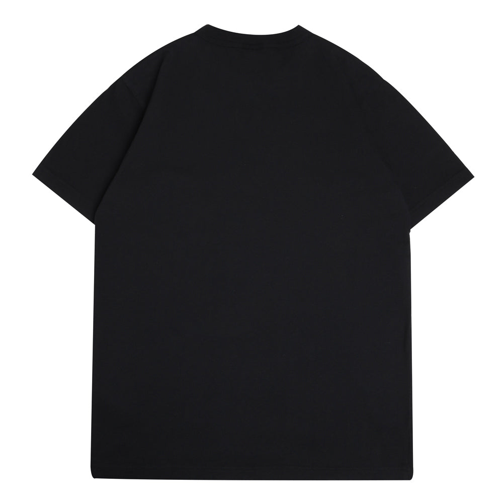 Champion Japan Script Logo Tee | Black - CROSSOVER