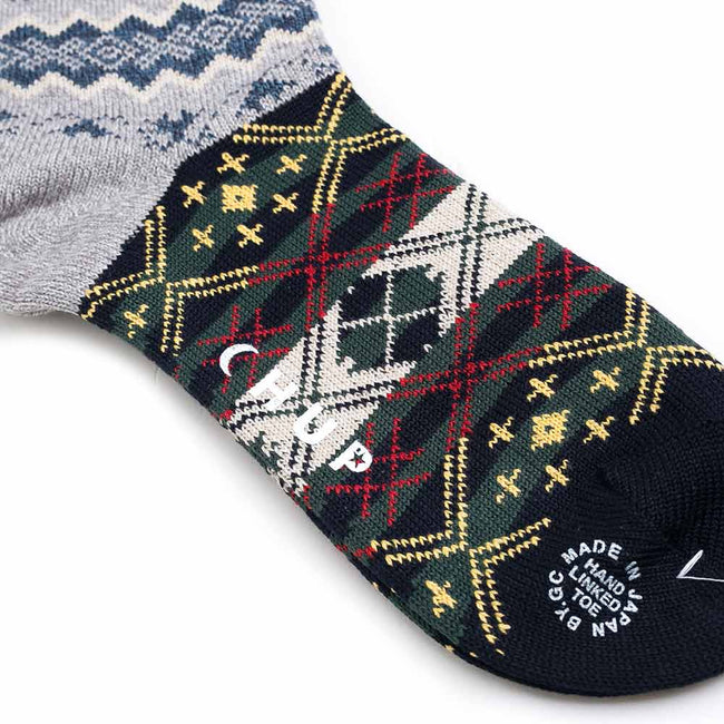 Chup Socks Winter Garden Sock | Grey