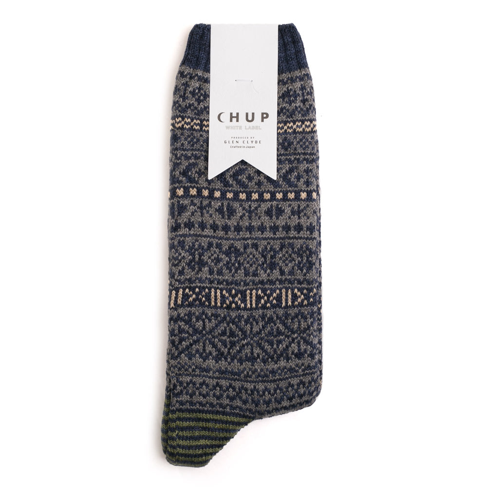 Chup Socks White Label Kogin | Gray - CROSSOVER ONLINE