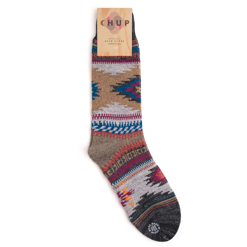Chup SocksNiyol | Charcoal - CROSSOVER ONLINE