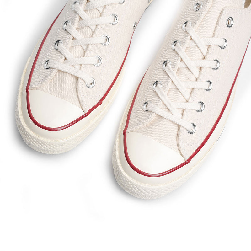 Converse Chuck 1970s Classic Low | Parchment - CROSSOVER