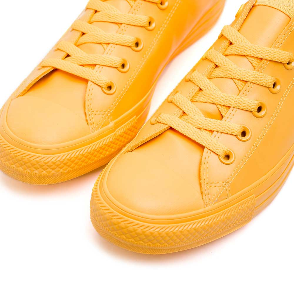 Chuck Tayor All Star Rubber | Yellow